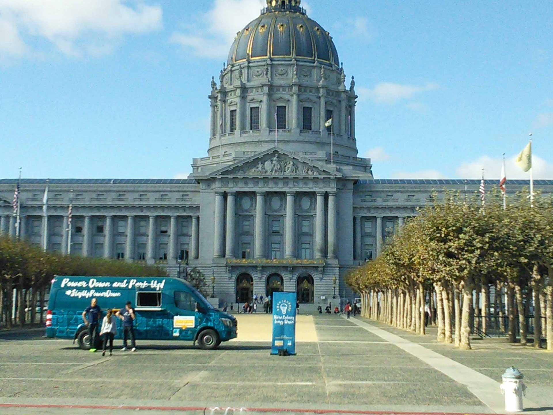 סן פרנסיסקו, בניין העיריה