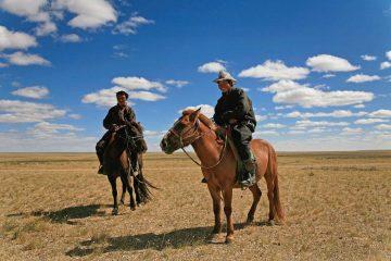 מונגוליה רקע כללי