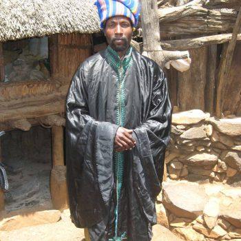 אתיופיה, שבט הקונזו, המלך