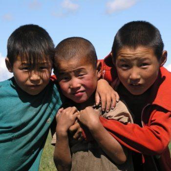 מונגוליה, ילדים