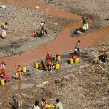 אתיופיה, שואבים מים