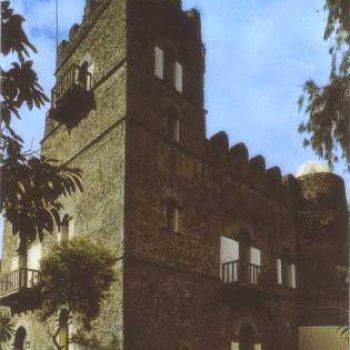 Gondar-Fasil-Castle