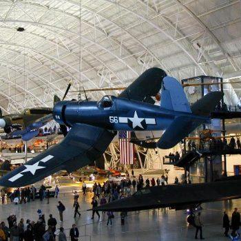 וושינגטון, מוזיאון החלל